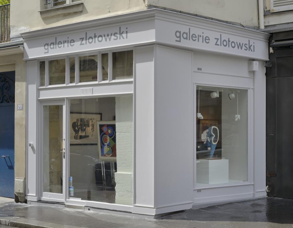 Galerie Zlotowski - Comité Professionnel des Galeries d'Art
