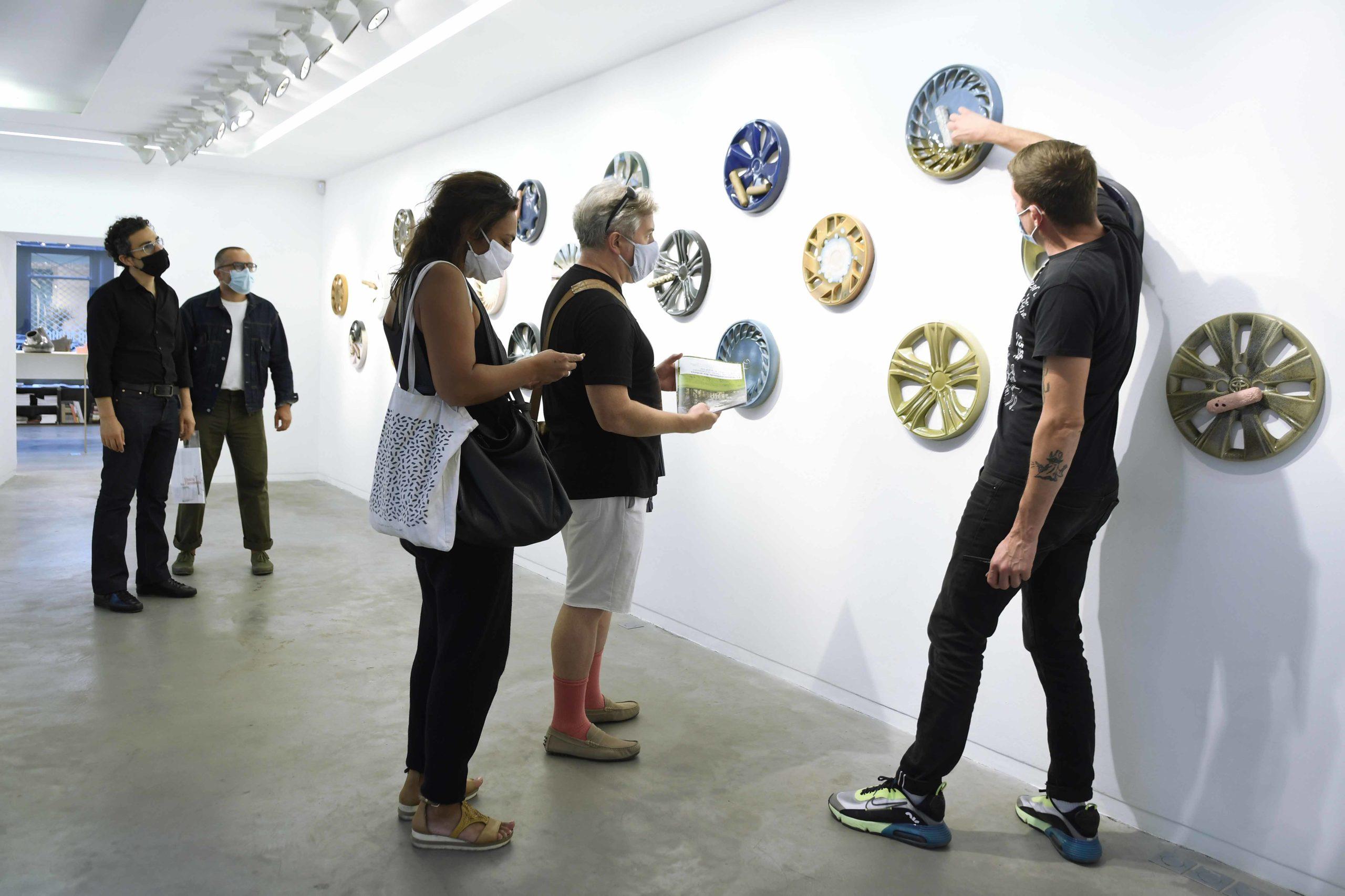 Un Dimanche à la galerie - Comité Professionnel des Galeries d'Art