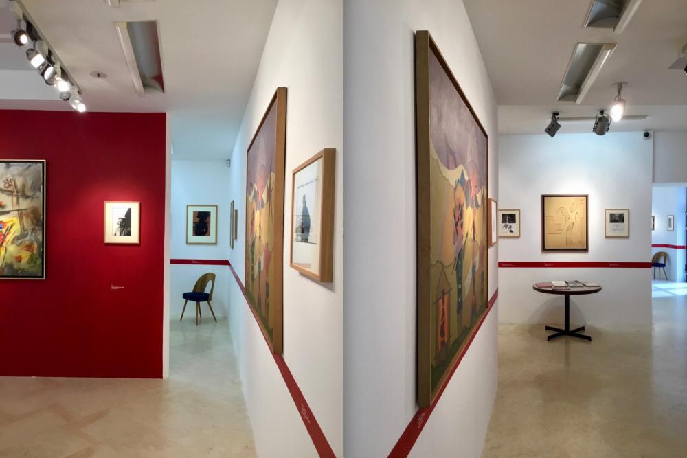 Galerie Orbis Pictus - Comité Professionnel des Galeries d'Art